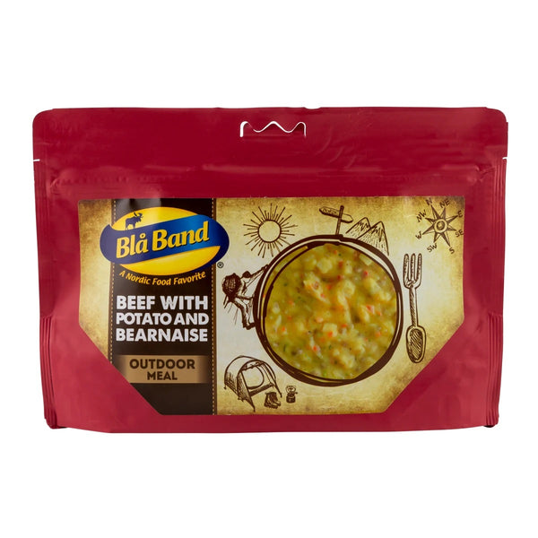 Bla Band Beef Potato Bearnaise
