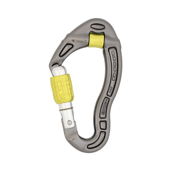 DMM Revlover screwgate carabiner pully