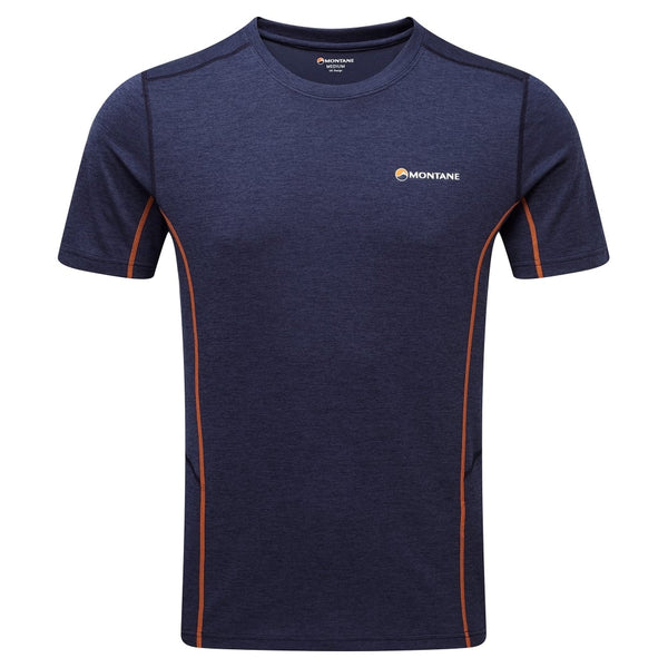 Montane Men's Dart T-Shirt Antarctic Blue