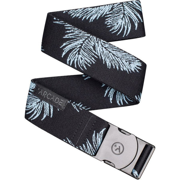 Arcade Ranger Belt Blue Palms