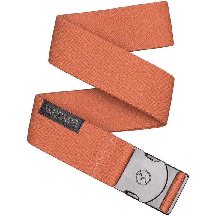 Arcade Ranger Belt Deep Copper