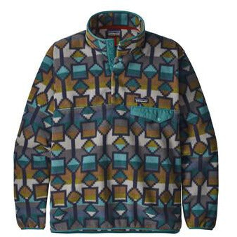 Patagonia Men's LW Synch Snap-T