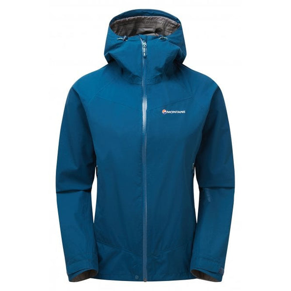 Montane Women's Pac Plus Jacket blue