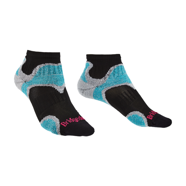 Bridgedale Trail Sport Ultra Light T2 Ankle Merino Cool Comfort