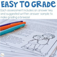 4th Grade Reading Comprehension Tests