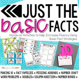 Basic Facts Activities