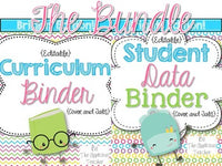 Brights Binder Bundle