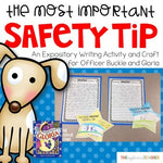 Important Safety Tip- Officer Buckle and Gloria