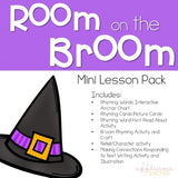 Room on the Broom Activities Mini Unit