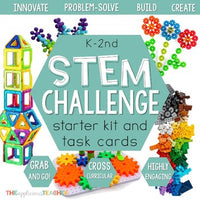 STEM Lab Starter Kit STEM Task Cards