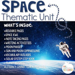 Space Thematic Unit