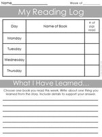Weekly Phonics Activities Homework for 2nd Grade {Weeks 7-12}