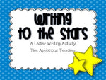 Writing to the Stars {A Friendly Letter Activity}