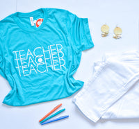 Applicious Teacher Tee