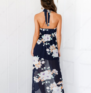 Sweet Breeze Floral Dress