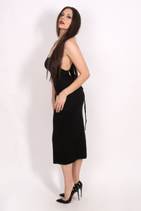 Give Me Lust Maxi Dress