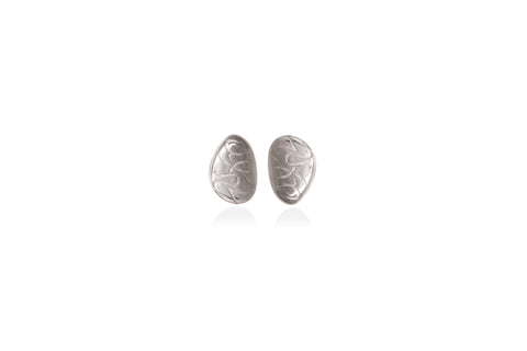 τύχη | tychi pebble earrings