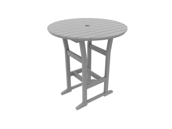 "Café Round 40"" Bar Table"