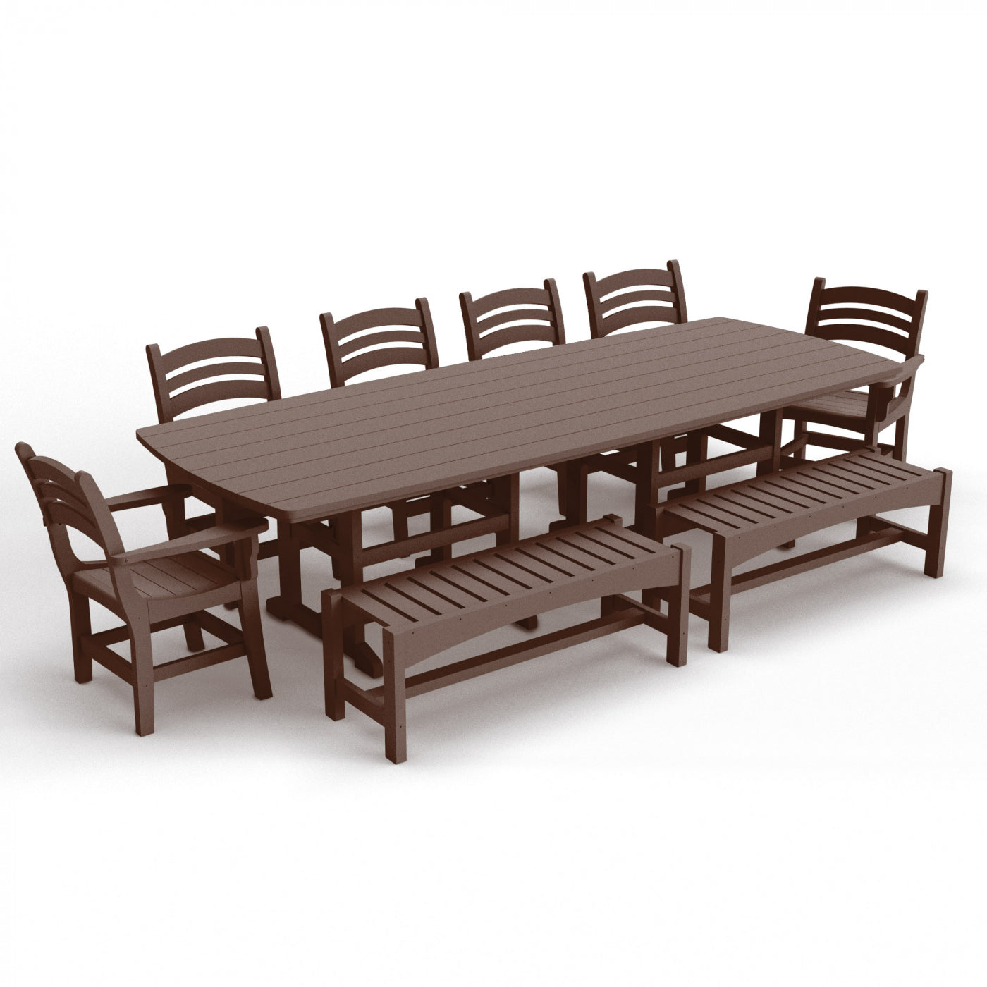 "Dining Table 46""x120"""