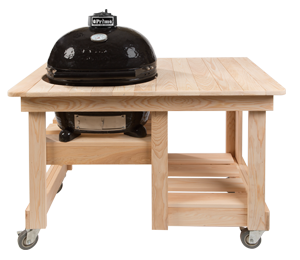 Primo Oval XL Cypress Countertop Table