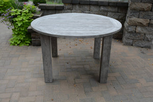 Shelburne Round Dining Table 50""