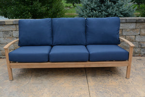 St. Lucia Deep Seating 3-Seater Sofa