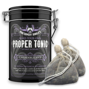 Lavenderlicious Proper Tonic Bags - 2 Bag Gift Caddy
