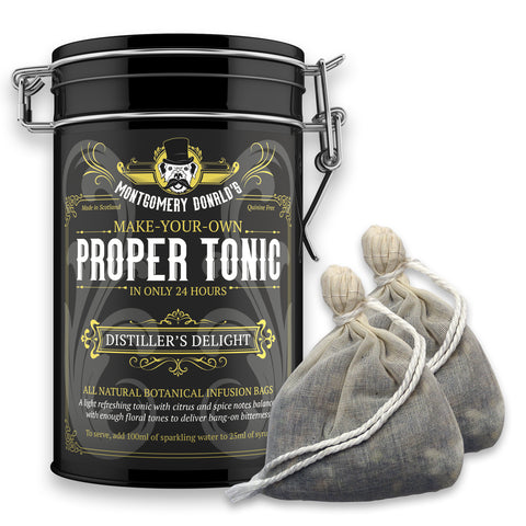 Distiller's Delight Proper Tonic Bags - 2 Bag Gift Caddy