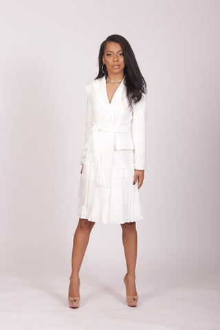 Two Way Blazer Dress