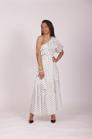 Connect The Dots Maxi Dress