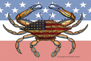 4th of July Crab - All