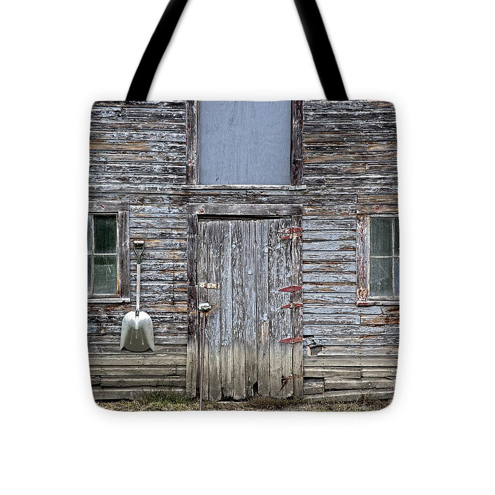 Vermont Chicken Coop 3 - Tote Bag