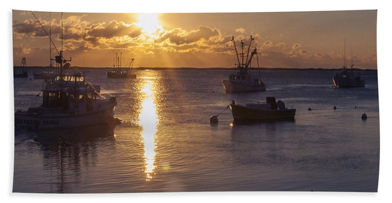 Chatham Sunrise - Bath Towel