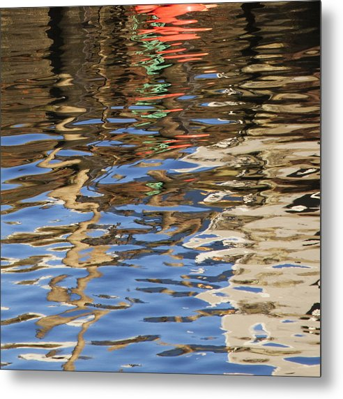 Reflections - Metal Print