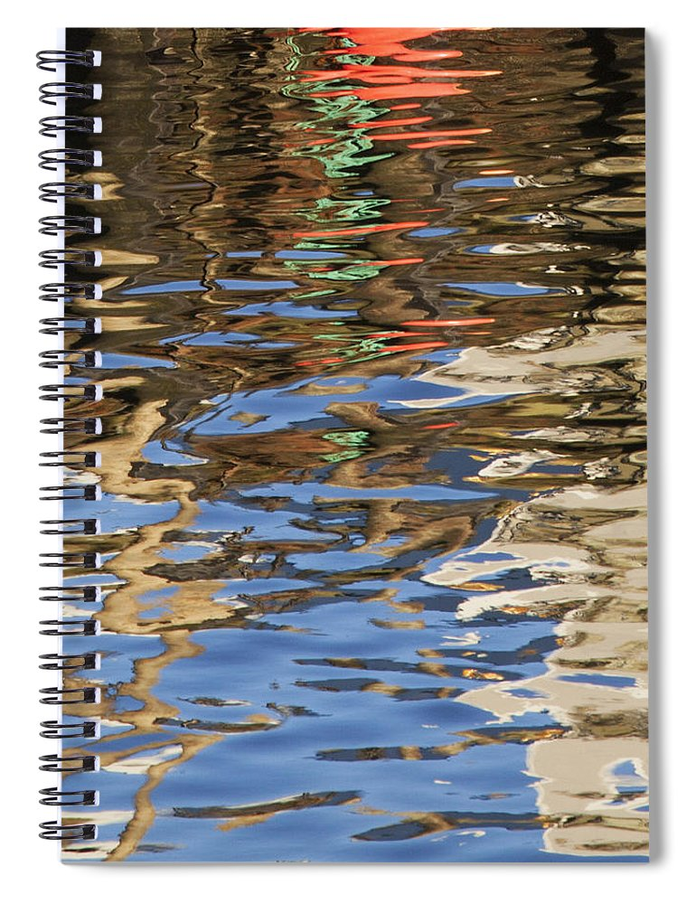 Reflections - Spiral Notebook