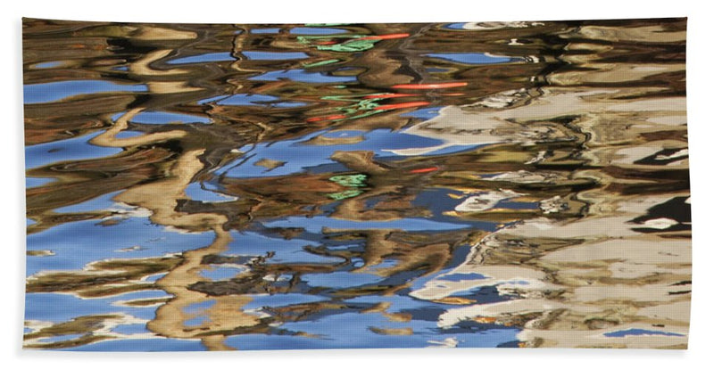 Reflections - Beach Towel