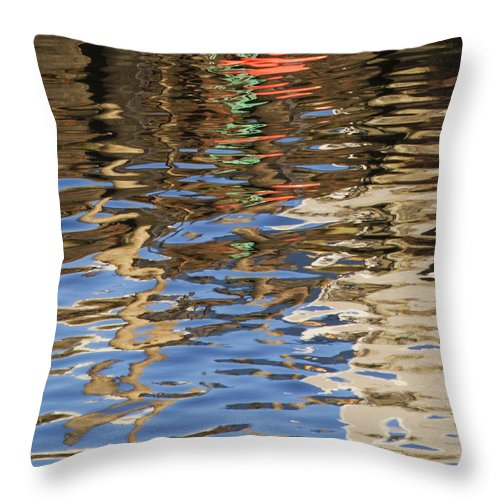 Reflections - Throw Pillow