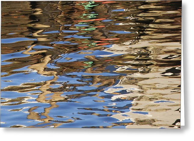 Reflections - Greeting Card
