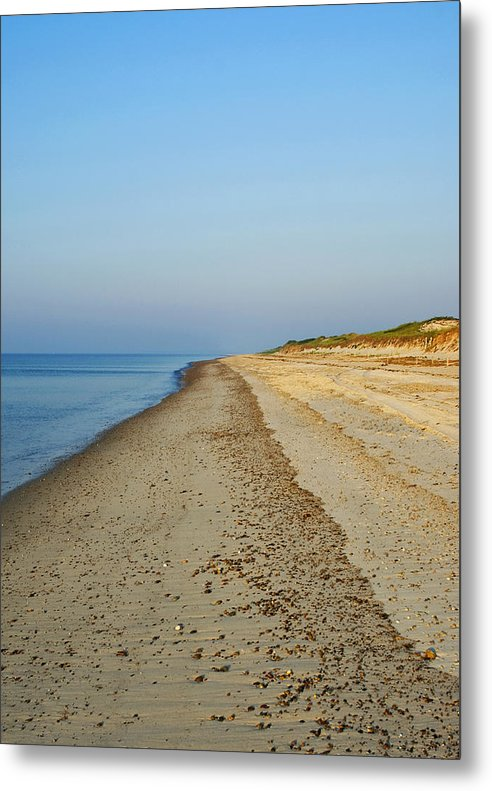Sandy Neck Beach - Metal Print