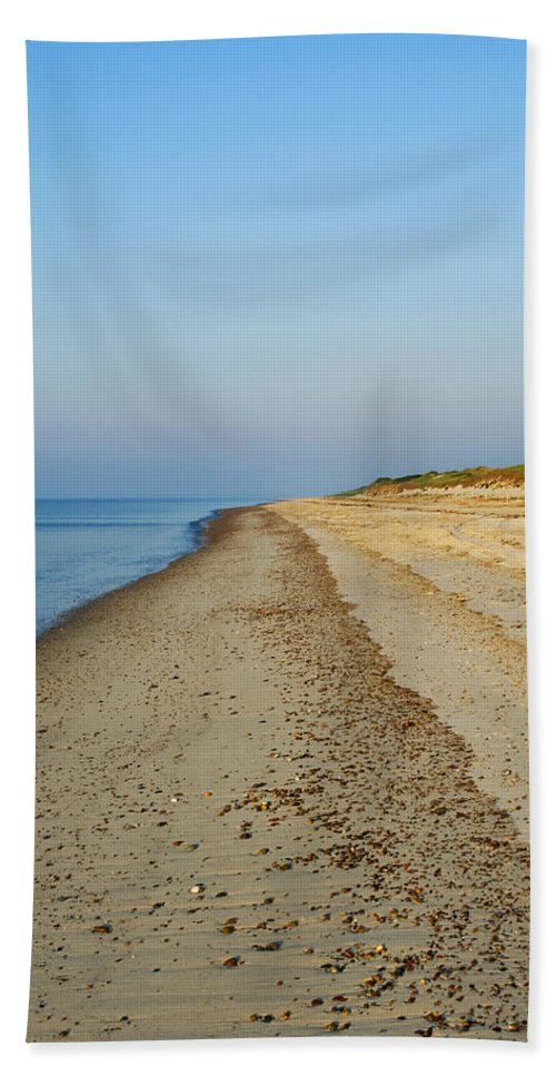 Sandy Neck Beach - Bath Towel