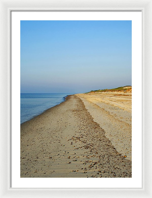 Sandy Neck Beach - Framed Print