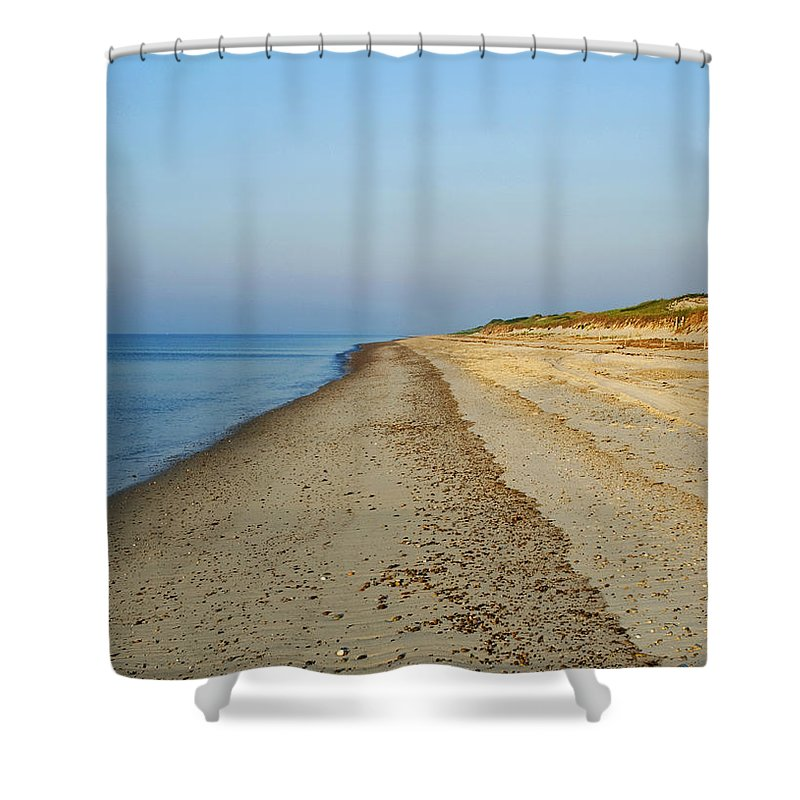 Sandy Neck Beach - Shower Curtain