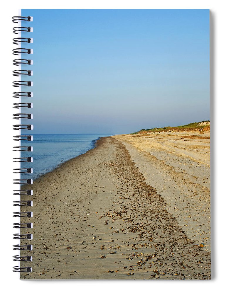 Sandy Neck Beach - Spiral Notebook