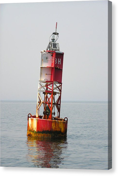 The Bell Buoy - Canvas Print