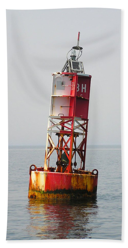The Bell Buoy - Beach Towel