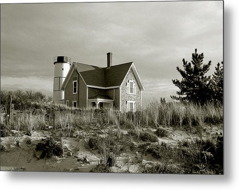 Sandy Neck Lighthouse - Metal Print