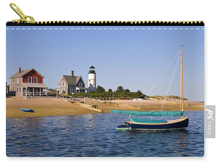 Sandy Neck Lighthouse - Carry-All Pouch