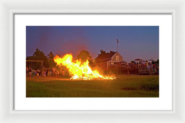 4th Of July 2010 BYC - Framed Print