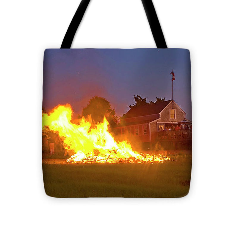 4th Of July 2010 BYC - Tote Bag
