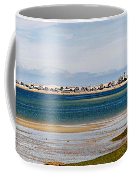 Barnstable Harbor Panorama - Mug